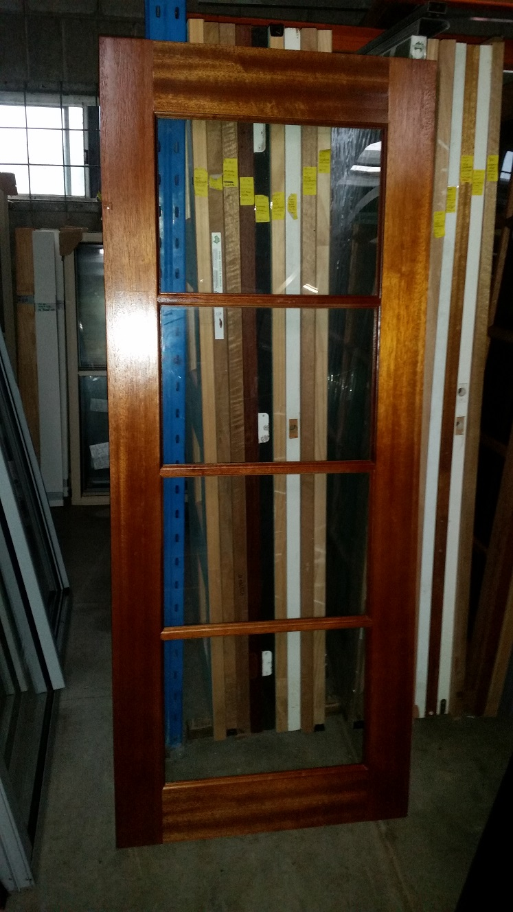 Timber Entry Doors Timber Entry Door Eb79 2040h X 820w Solid