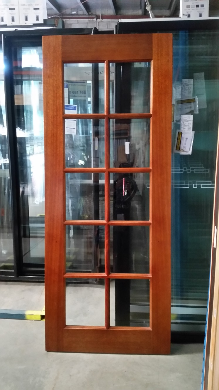 Timber Entry Doors Timber Entry Door Eb102 2040h X 820w Solid